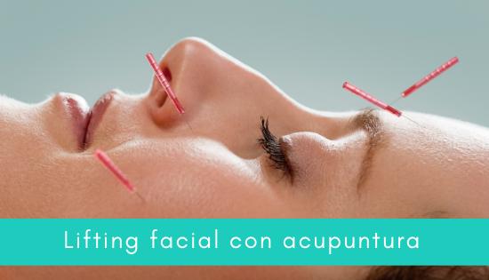 Lifting facial acupuntura mallorca