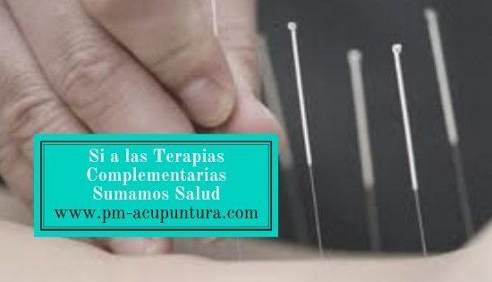 terapia complementaria, acupuntura en mallorca